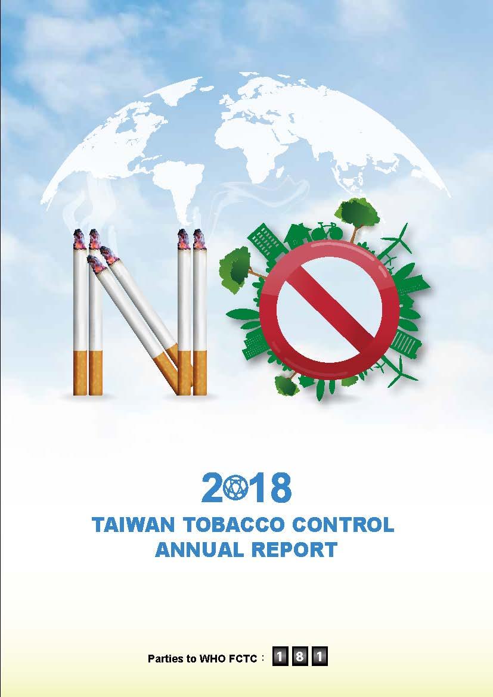 Taiwan Tobacco Control Annual Report 2018