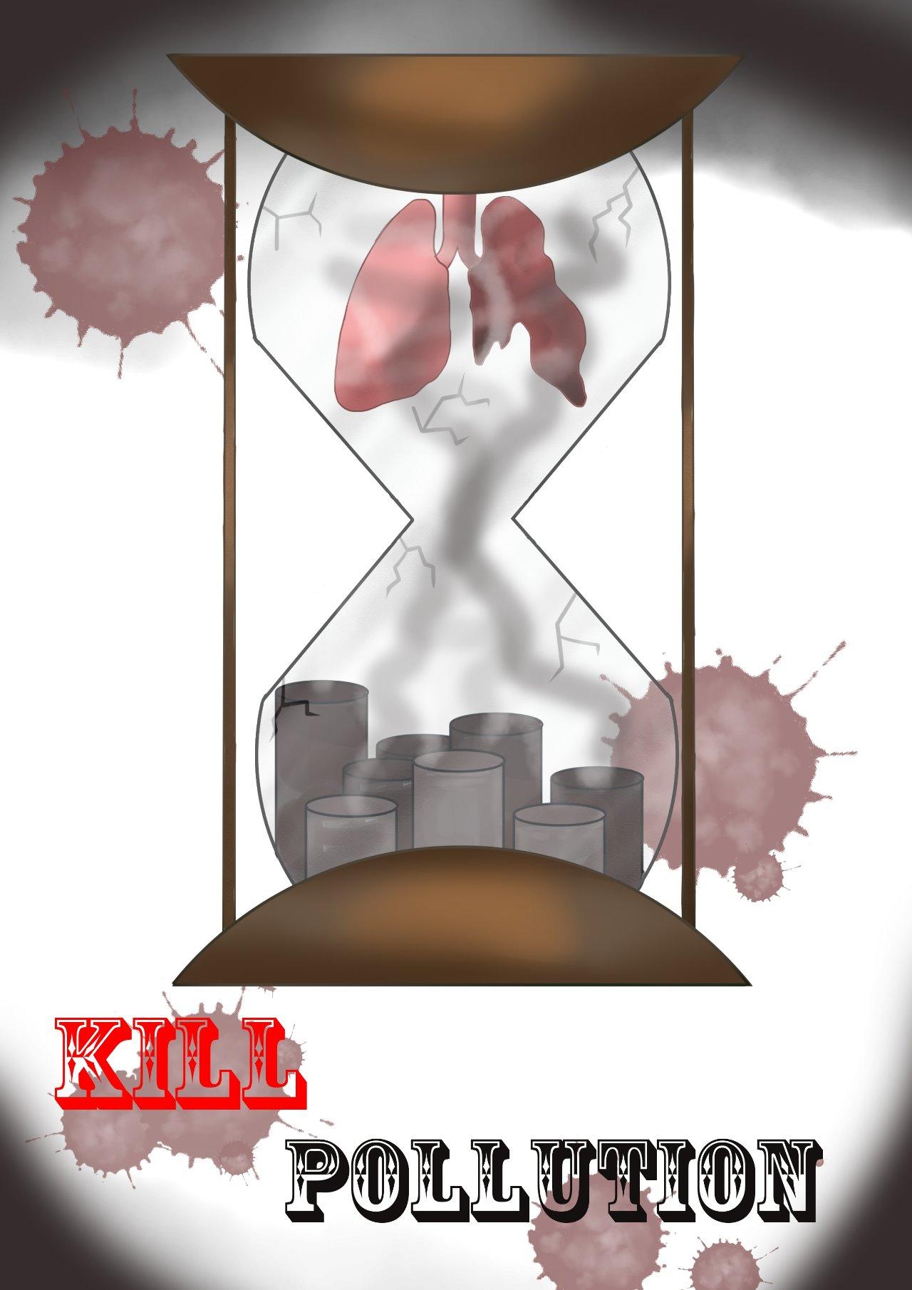 Kill pollution
