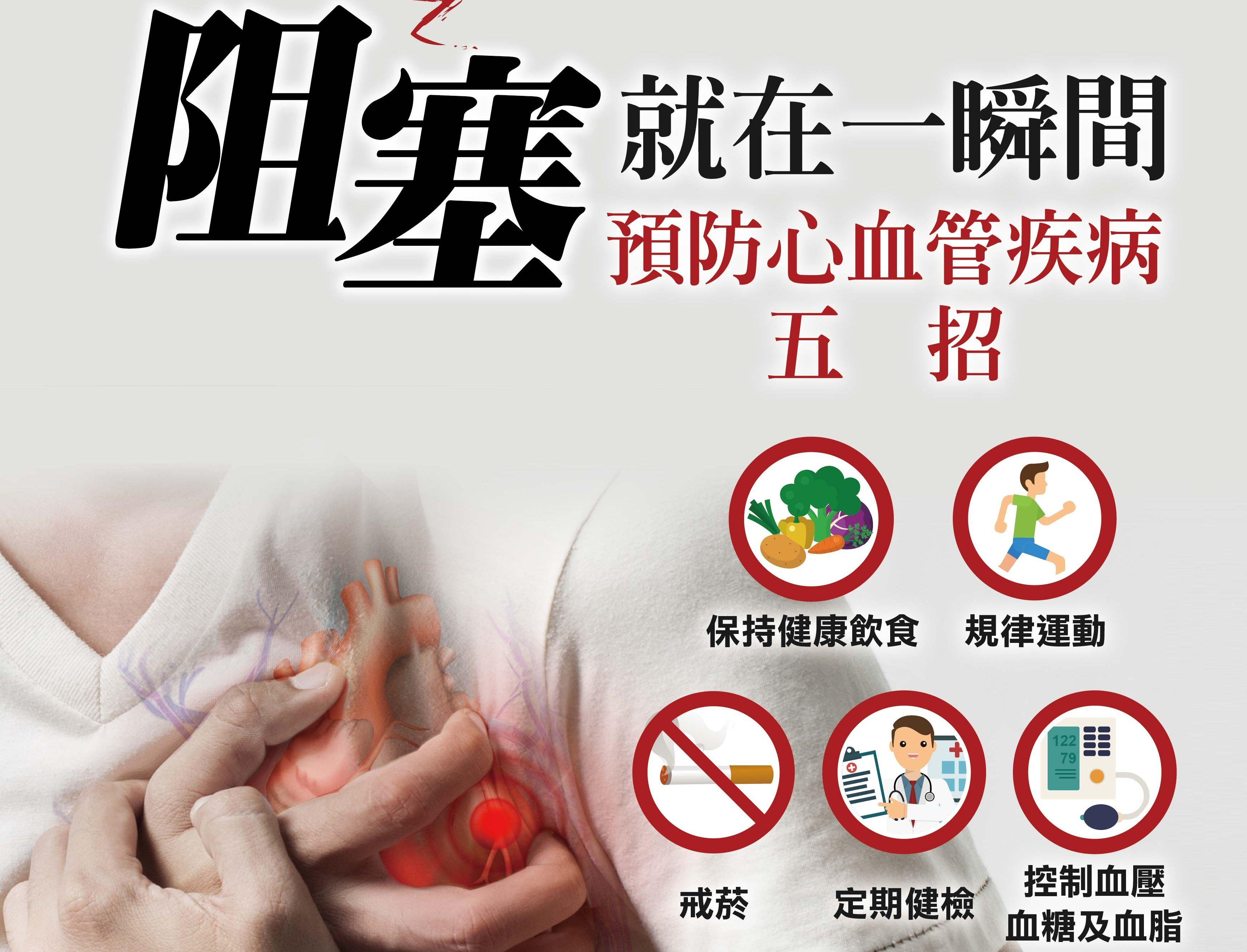 預防心血管疾病女兒提醒篇-國語版