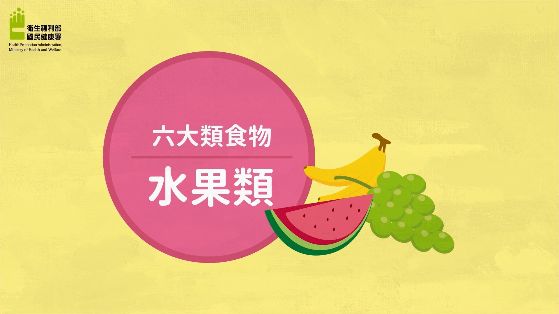 六大類食物05水果類