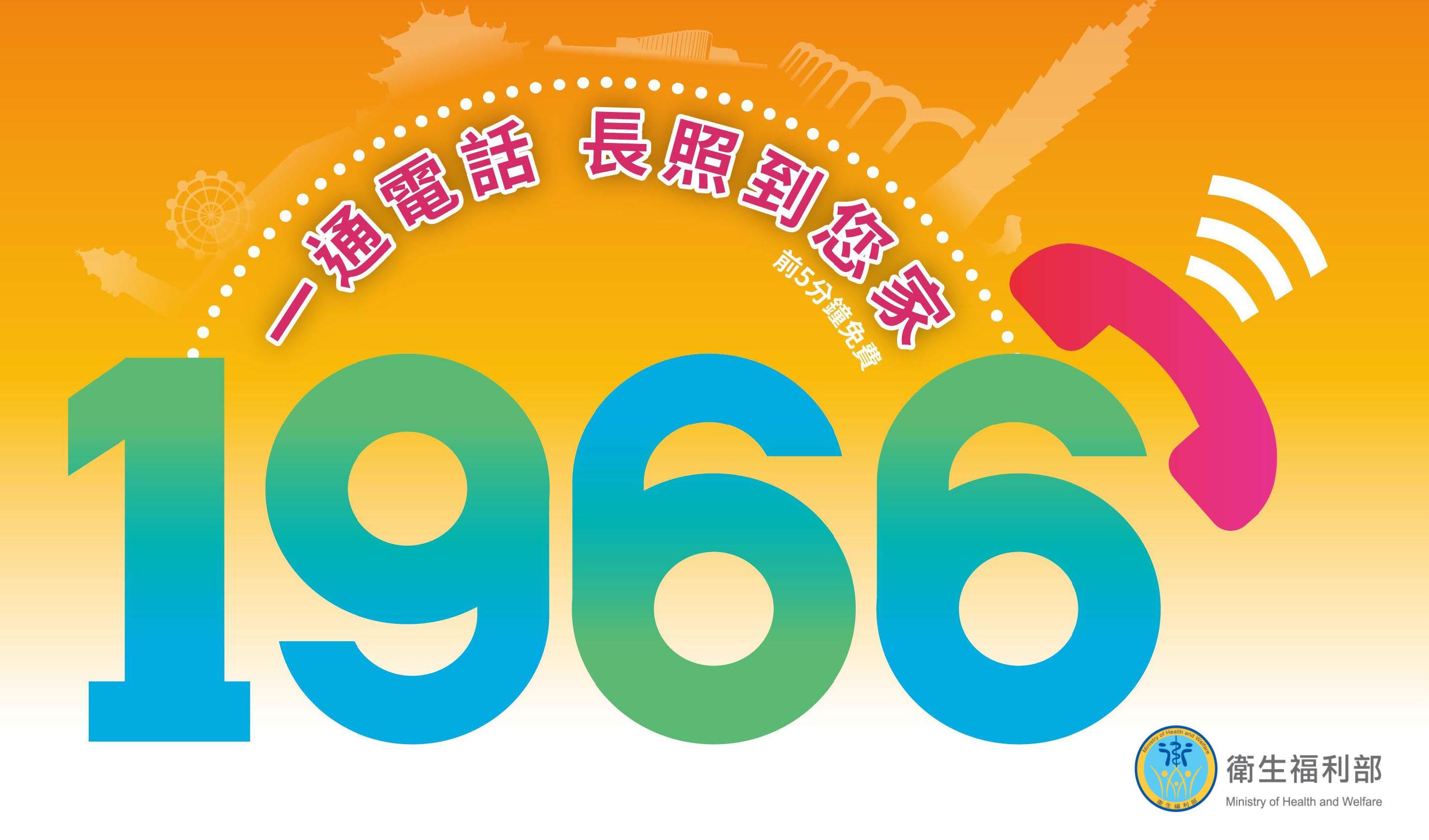 1966長照服務專線簡介(懶人包)